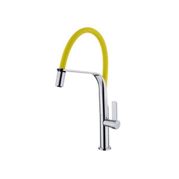 Vòi rửa bát Teka Formentera 997 màu vàng