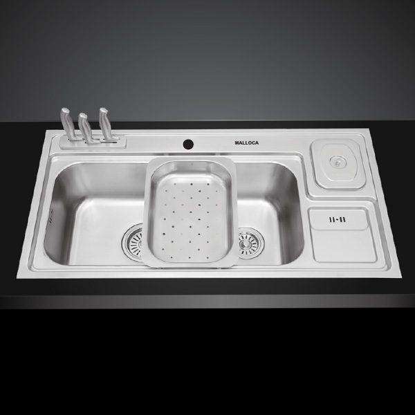 Chậu rửa bát Malloca MS 8809
