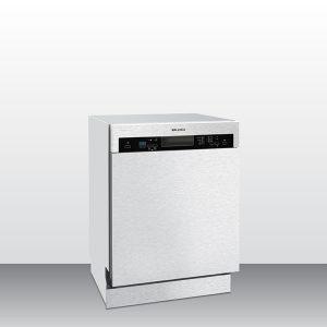Máy rửa bát Malloca WQP12-J7309K E5