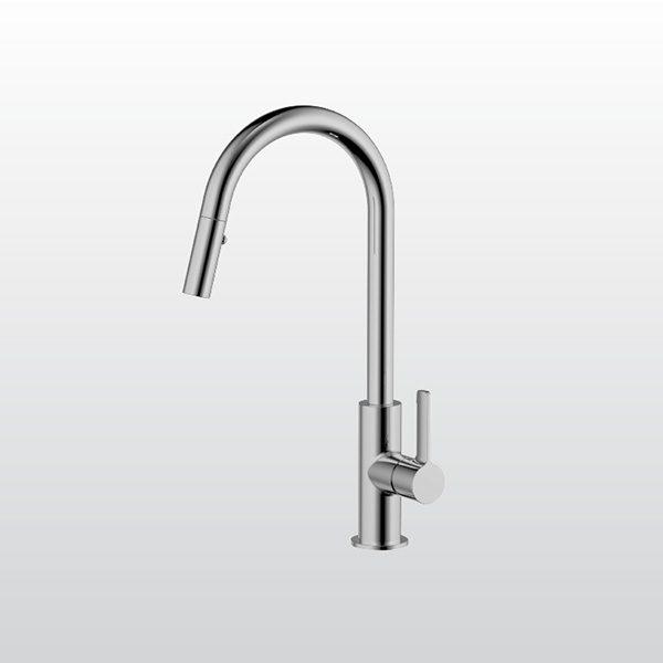 Vòi rửa bát Malloca K012C