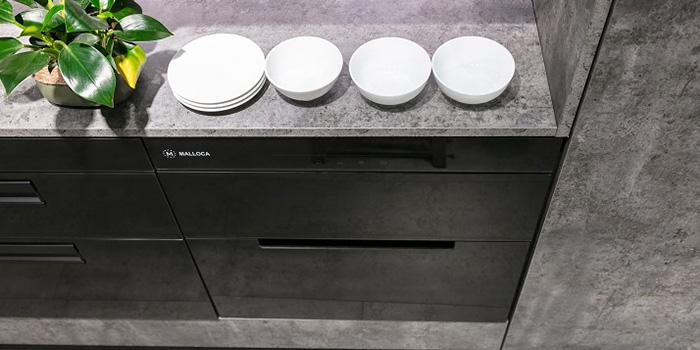 máy sấy bát đĩa Malloca