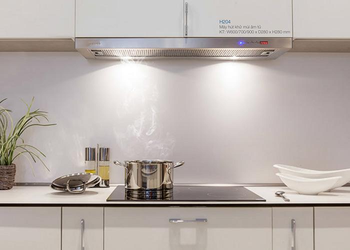 Cách lắp đặt máy hút mùi nhà bếp bạn nên biết