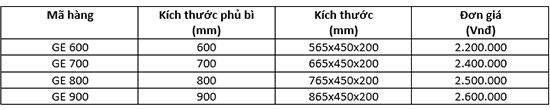 Giá để bát ray giảm chấn Eurokit GE