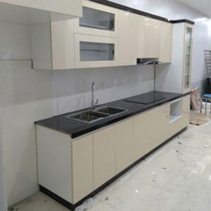 Tủ bếp nhựa Picomat HM TB005