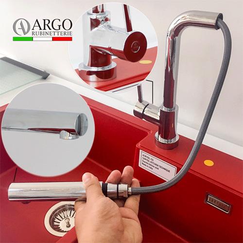 Vòi rửa bát Argo i-2385